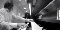 Christoph Bull plays: Variations on Bach's Prelude in D minor.