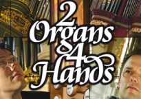 New '2 Organs 4 Hands' CD now available for sale!