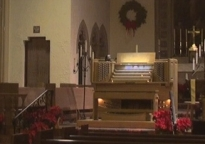 A beautiful installation: St. Thomas Episcopal Church