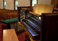 New organ for the First Presbyterian Church in Georgetown