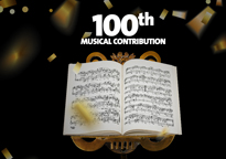 """The musical contribution lives!"""