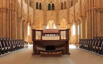 The invention of pipe organs and their further development